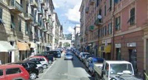 Appartamento in via Montenotte