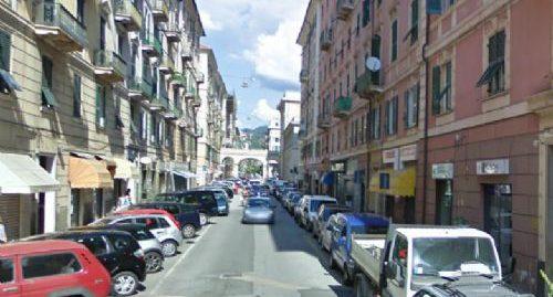 Appartamento via Montenotte