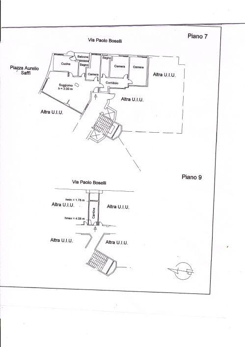 Vendita Appartamento piazza Saffi